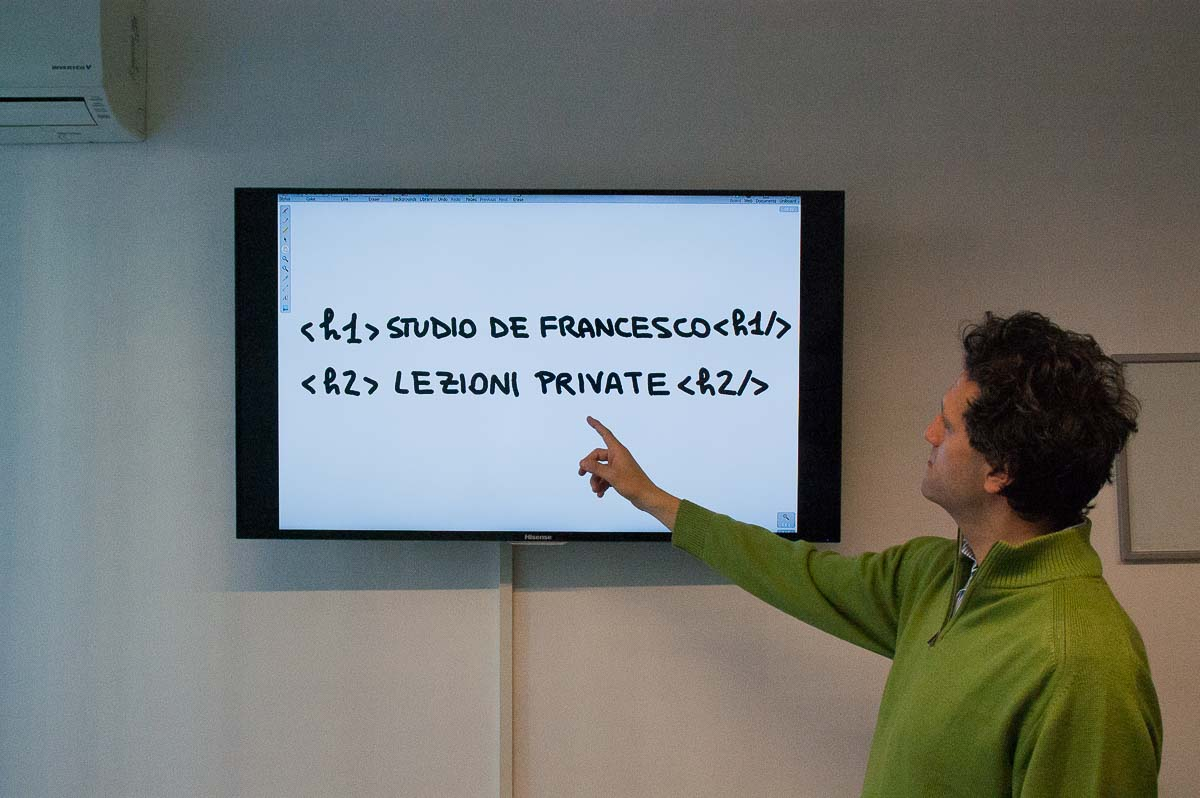 lezioni di informatica Trieste