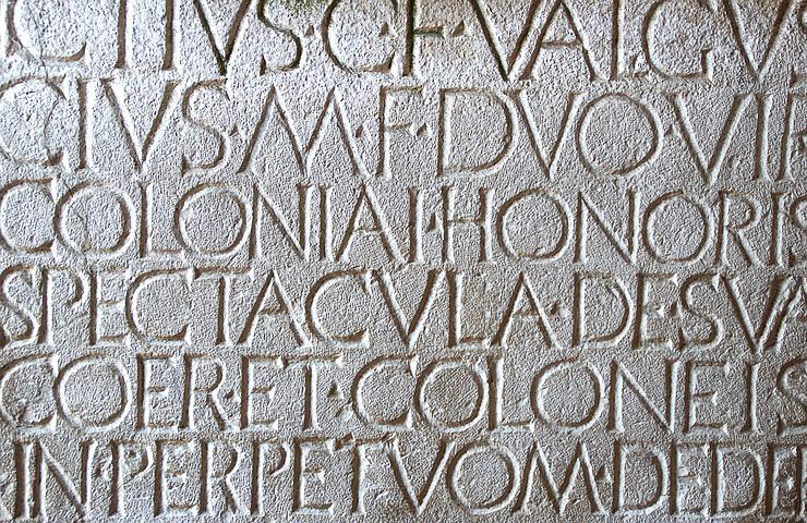 ripetizioni di latino Trieste